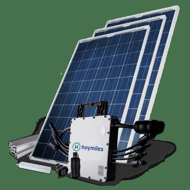 Kit Energia Solar Opus 340W