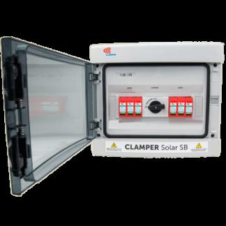 String Box Solar Clamper 1-2E/2S